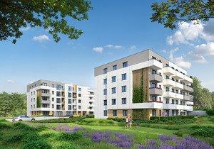 Activ Investment Sp. z o.o. inwestycja ul. Mogilska Apartamenty Mogilska