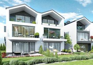 Imperial Capital Sp. z o.o. inwestycja Green Park Villa Bronowice, ul. Truszkowskiego