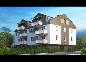 multidom mieszkanie w inwestycji ul. Bieżanowska 122D Lilli Wenedy Park - Dom pod Magnolią