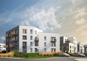 Tętnowski Development mieszkanie w inwestycji ul. Pasteura Osiedle Pasteura - II etap