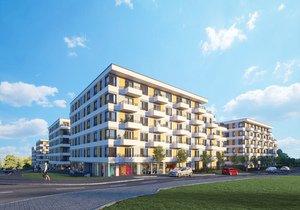 Megapolis mieszkanie w inwestycji ul. Banacha Osiedle OZON Etap 4