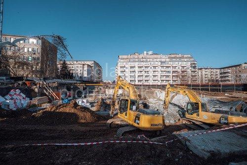Budowa Grupa Deweloperska START inwestycja os. Złotej Jesieni 3B Aura Home