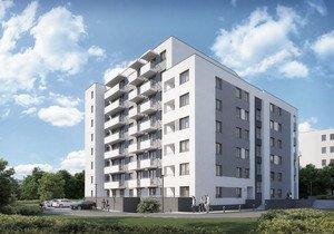 Grupa Deweloperska START inwestycja os. Złotej Jesieni 3B Aura Home