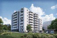 Wizualizacja Grupa Deweloperska START inwestycja os. Złotej Jesieni 3B Aura Home