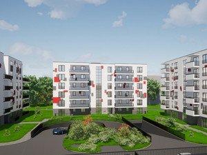Proins mieszkanie w inwestycji ul. Centralna Centralna - etap I, bud. B1, B2, B3