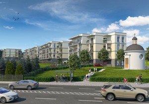 Apartamenty Kosocicka 2 Sp. z o.o. inwestycja ul. Kosocicka Apartamenty Kosocicka - bud. B