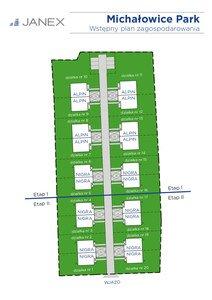 Michałowice Park - I etap (stan deweloperski)