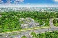 Wizualizacja Semaco II Sp. z o.o. Sp. k. inwestycja ul. Lema Solaris Park - Etap II, bud. B3