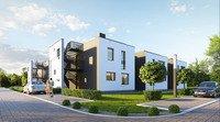 Wizualizacja Invest House S.A. inwestycja ul. Dożynkowa Nova Dożynkowa