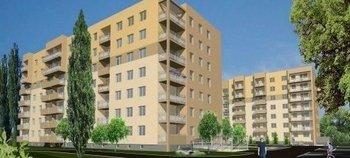 Prądnik Czerwony, ul. Reduta 9aTermin realizacji: IV kwartał 2007Sześciopiętrowy budynek nr B1/A liczy 70 mieszkań. Poza lokalami mieszkalnymi znajdują się w nim będą również komórki lokatorskie oraz podziemne miejsca postojowe.