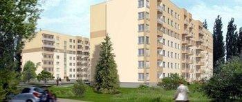 Prądnik Czerwony, ul. Reduta 9Termin realizacji: IV kwartał 2008Sześciopiętrowy budynek nr B1/B to czwarty zrealizowany budynek w kompleksie mieszkaniowym przy ul. Reduta.