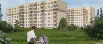 Prądnik Czerwony, ul. Reduta 11Termin realizacji: IV kwartał 2008Sześciopiętrowy budynek nr B2/B liczy 33 mieszkania o metrażach od 39 do 96 m2. Poza lokalami mieszkalnymi w budynku znajdują się również komórki lokatorskie oraz podziemne miejsca postojowe.