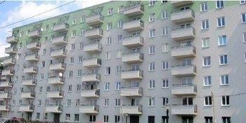 Krowodrza Górka, ul. Kluczborska 25Termin realizacji: IV kwartał 2003Siedmiopiętrowy, dwuklatkowy budynek mieszkalny przy ulicy Kluczborskiej 25, oddany do użytkowania w 2004 roku.