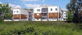 Zakrzówek, ul. Pychowicka 18HTermin realizacji: II kwartał 2009Dwupiętrowy budynek liczący 28 mieszkań. W budynku znajdują się miejsca postojowe usytuowane w podziemnym garażu wielostanowiskowym.