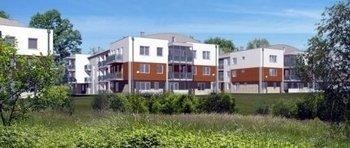 Zakrzówek, ul. Pychowicka 18GTermin realizacji: II kwartał 2009Dwupiętrowy budynek liczący 30 mieszkań. W budynku znajdują się miejsca postojowe usytuowane w podziemnym garażu wielostanowiskowym.