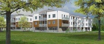 Zakrzówek, ul. Pychowicka 18FTermin realizacji: I kwartał 2011Dwupiętrowy budynek liczący 30 mieszkań. Część mieszkań na parterze posiada tarasy lub ogródki. W budynku znajdują się również miejsca postojowe usytuowane w podziemnym garażu wielostanowiskowym.