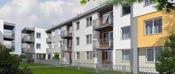 """Zakrzówek, ul. Pychowicka 18CTermin realizacji: II kwartał 2012Dwupiętrowy budynek nr """"P8"""" liczy 30 mieszkań. W budynku znajdują się również miejsca postojowe usytuowane w podziemnym garażu wielostanowiskowym."""