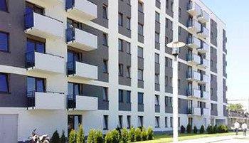 mieszkania KrakówMurapol Poznańska (etap I)210 mieszkań