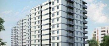 """Piaski Nowe, ul. Bochenka 20Termin realizacji: III kwartał 2013W rozpoczynającym inwestycję budynku """"A"""" zaprojektowane zostały 72 funkcjonalne mieszkania o powierzchniach od 34 do 63 m2. Każde z mieszkań posiada balkon lub loggię. Dwie kondygnacje podziemne budynku zajmują hale garażowe z miejscami postojowymi i komórkami lokatorskimi."""
