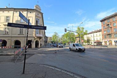 Lokal na wynajem Kraków Stare Miasto  Dietla