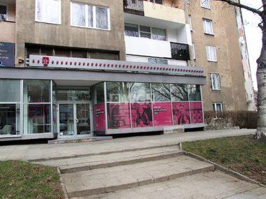 Lokal na wynajem Kraków Nowa Huta szklane domy