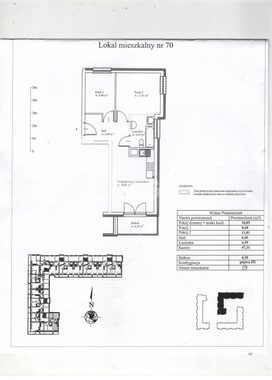 Mieszkanie na sprzedaż Kraków Kliny Bartla