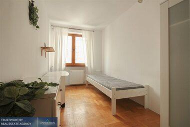 Mieszkanie na sprzedaż KRAKÓW KRAKÓW-ŚRÓDMIEŚCIE Tadeusza Kantora